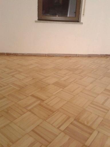 Renovierter-Holzboden